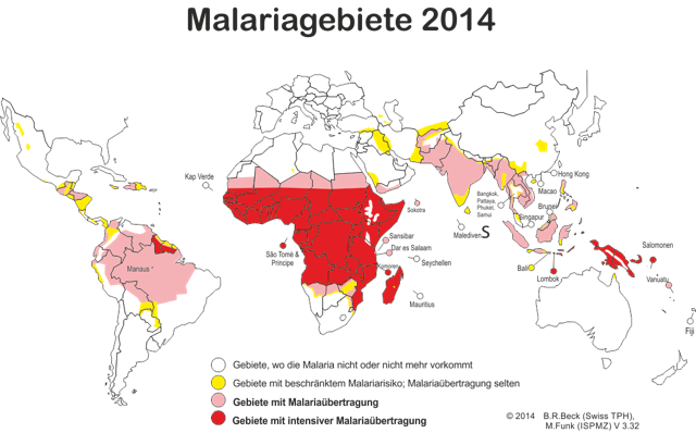 Malaria Karte Thailand.Malariakarte 2018 Dr Med Robert Van Der Ploeg